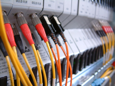 Office Place - Fiber Optic Network